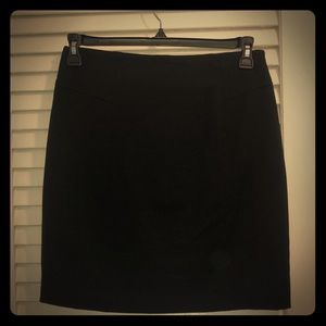 Worthington Black pencil skirt